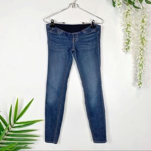 H&M MAMA maternity skinny jeans high belly